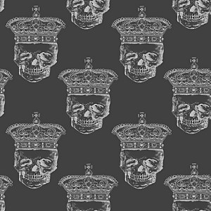Superfresco Easy Skulls Wallpaper