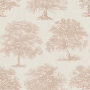Superfresco Easy Trees Rose Gold Wallpaper