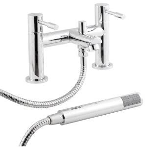 Balterley Evian Bath Shower Mixer Kit