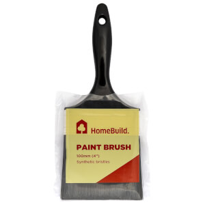 HomeBuild Paint Brush Hollow - 100mm