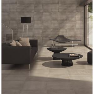 Koshi Grey 60 x 60cm Floor Tile