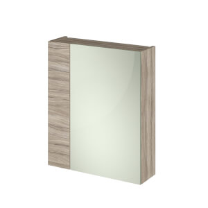 Balterley Dynamic 600mm Mirror Unit - Driftwood
