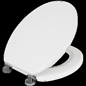 Marlborough White Toilet Seat