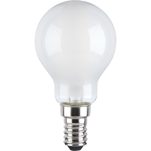 TCP Filament Globe Coat 40W SES Warm Dimmable Light Bulb