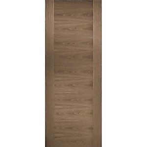 Sofia Internal Prefinished Walnut Fire Door - 838 x 1981mm