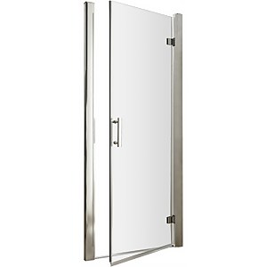 Balterley Hinged Shower Door - 700mm (6mm Glass)