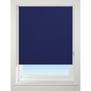 Navy Blue B Out Blind - 180cm