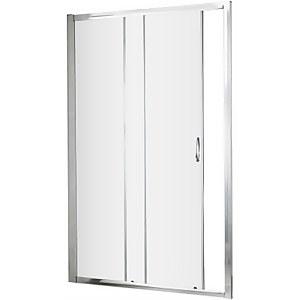 Balterley Sliding Shower Door - 1200mm (5mm Glass)