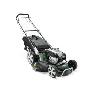 Webb High Wheel Petrol Rotary Mower 21In