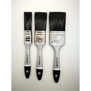 Homebase Performance Paint Brush 3 Pack