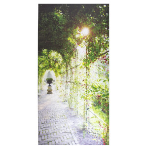 Covered Path Outdoor Canvas 140x70cm