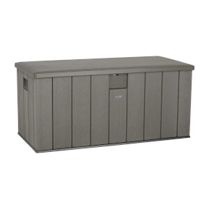 Lifetime Outdoor Plastic Storage Box 568 Litres