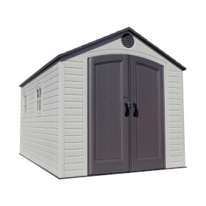 Lifetime 8x15 ft Outdoor Storage Shed