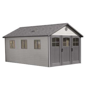 Lifetime 11x21 ft Outdoor Storage Shed