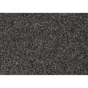 Metis Black Upstand - 305 x 10 x 1.5cm