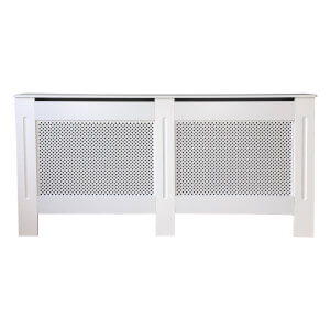 Diamond White Radiator Cover - Extra Large