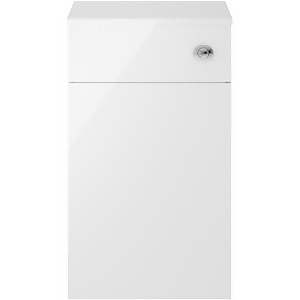 Balterley Rio 500mm WC Unit - Gloss White