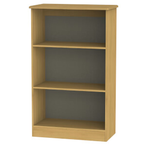 Siena Bookcase - Modern Oak