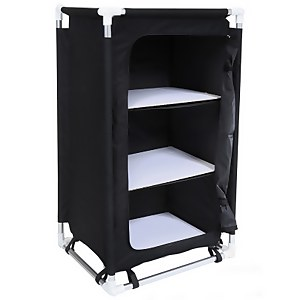 Charles Bentley Folding Camping Storage Cupboard