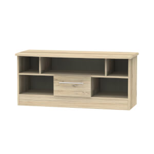 Siena Open TV Unit - Bordeaux Oak