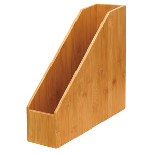 Bamboo File Holder