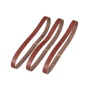 STANLEY - 3x 60g Powerfile Belts 13mm