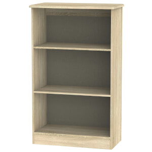 Kensington Bookcase - Bardolino Light Oak