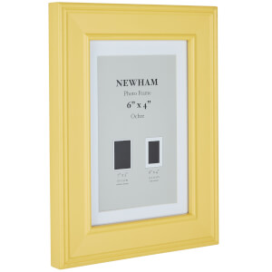 Newham Picture Frame 6 x 4 - Ochre