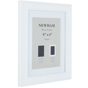 Newham Picture Frame 8 x 6 - White