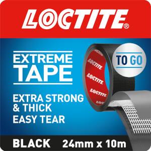 Loctite Extreme Tape 10m Black
