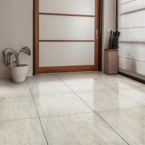 Kendal Grey Floor Tile - 33x33