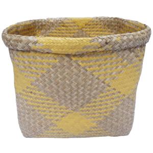 Clever Cube Seagrass Inert - Ochre