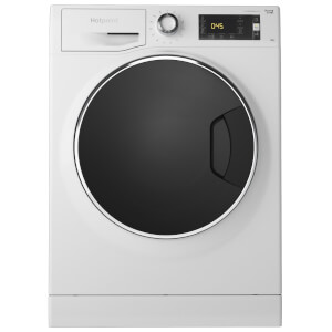 Hotpoint ActiveCare NLLCD 1045 WD AW 10kg Washing Machine - White