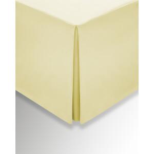 Helena Springfield Plain Dye Valances - Double - Citron