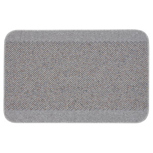 Chelsea Washable Mat - Silver