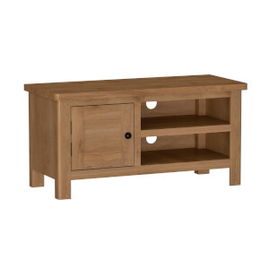 Newlyn TV Unit - Oak