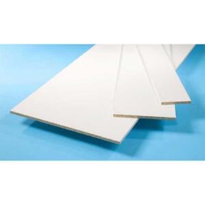 White Furniture Board - 15 x 381 x 2440mm