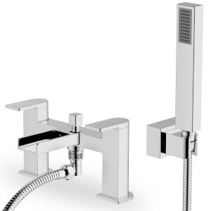 Bracklinn Bath Shower Mixer - Chrome