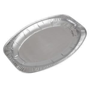 BBQ Buddy Oval Foil Tray