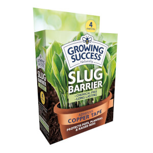 Growing Success Slug Barrier Copper Tape