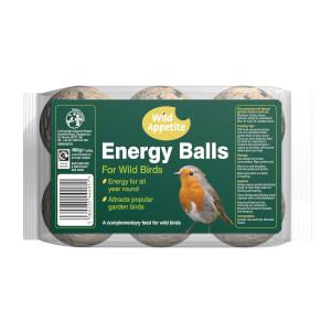 WA Energy Balls 6 Pack