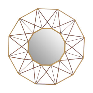 Zara Geo Wall Mirror