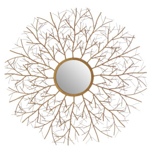 Zara Twig Wall Mirror