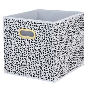 Cube Fabric Insert - Dalmatian