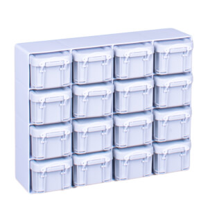 Really Useful Boxes - Grey (16x0.14L)