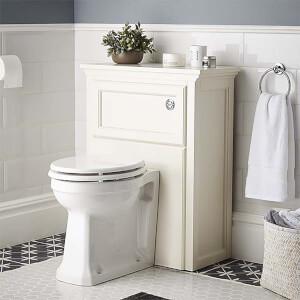 Bathstore Savoy Old English Toilet Unit