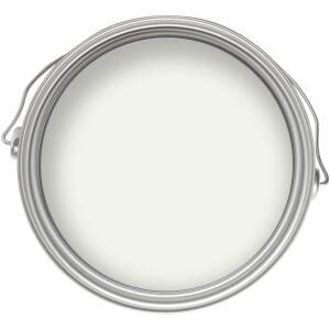 Homebase Exterior One Coat Gloss Paint - White 750ml