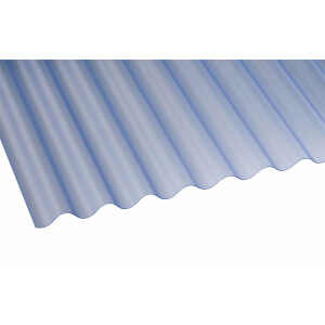 Corolux 3050mm Minisheet Translucent - 3 Pack