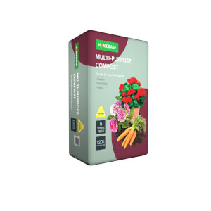 Homebase Multi Purpose Compost - 120L