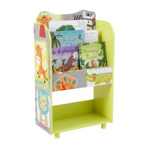 Kids Safari Bookshelf